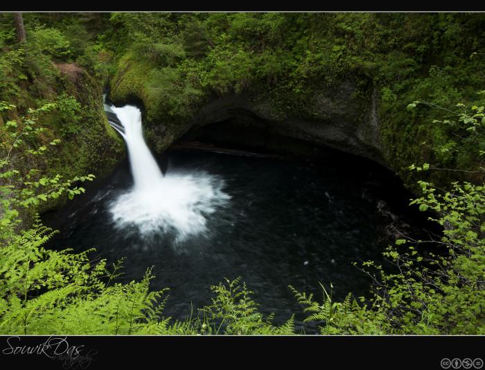 3. Eagle Creek Trail to Punchbowl Falls