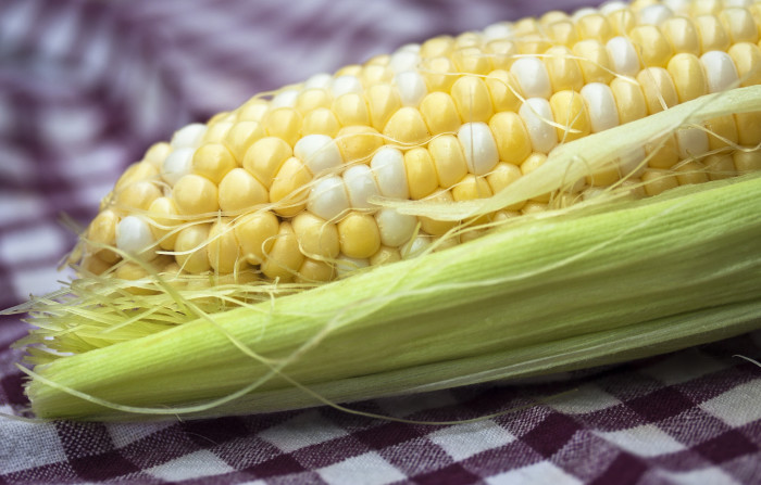 11. Shucking corn was basically your after-school activity. Because what else would you pair with steamed crabs?