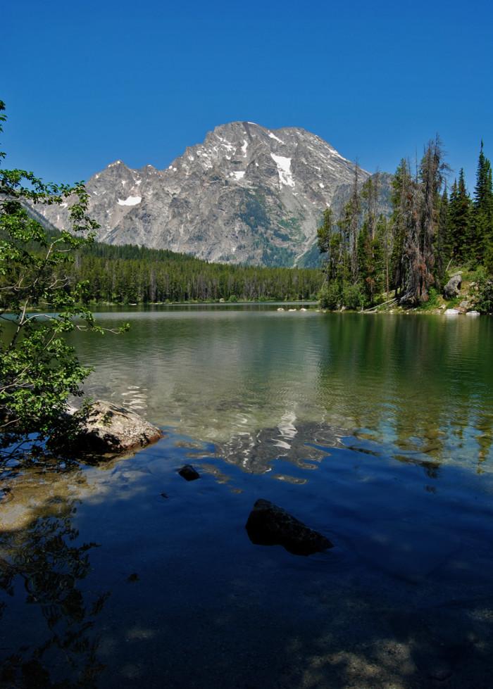 10. Leigh Lake