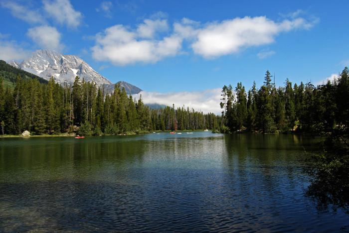 9. String Lake