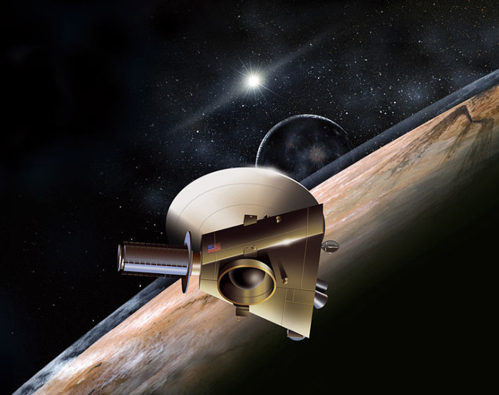 5. This one didn't quite happen on Earth but it's still interesting and Arizona-related! Clyde Tombaugh, the astronomer who officially discovered Pluto in 1930, flew by the planet on July 14, 2015.