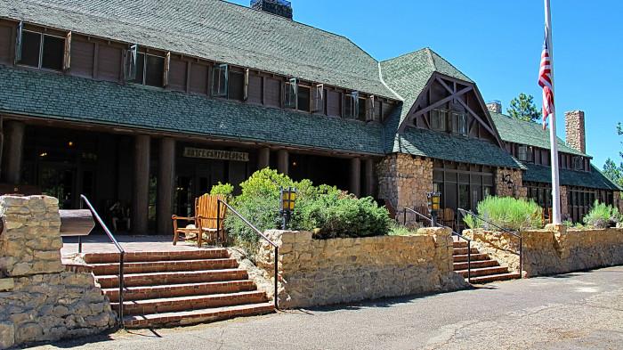 1. Bryce Canyon Lodge
