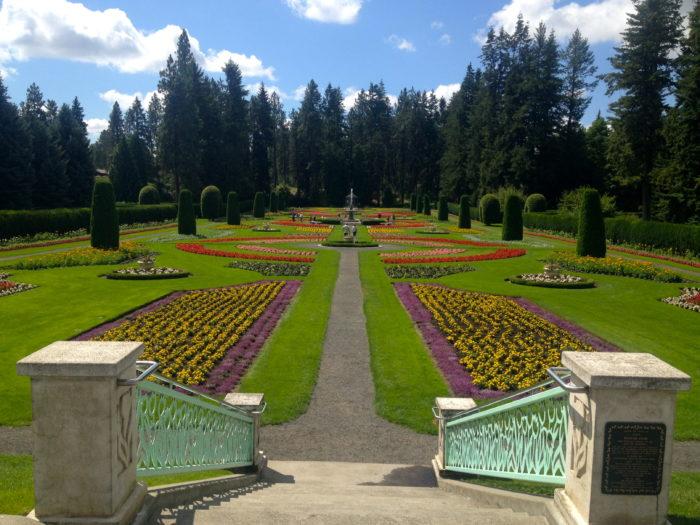 9. Duncan Gardens, Spokane (South Hill)