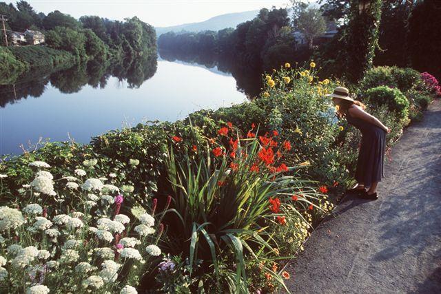 10. Bridge of Flowers, Shelburne Falls