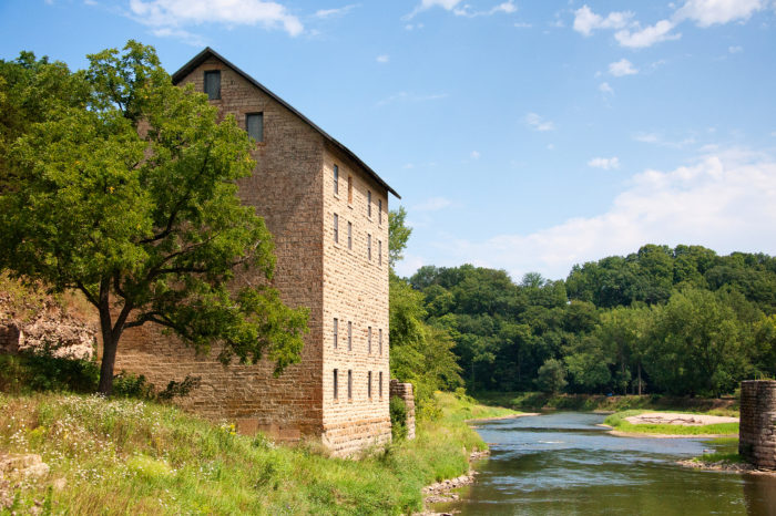 6. Historic Motor Mill, Clayton County