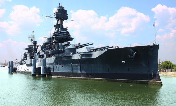 2. USS TEXAS (Channelview)