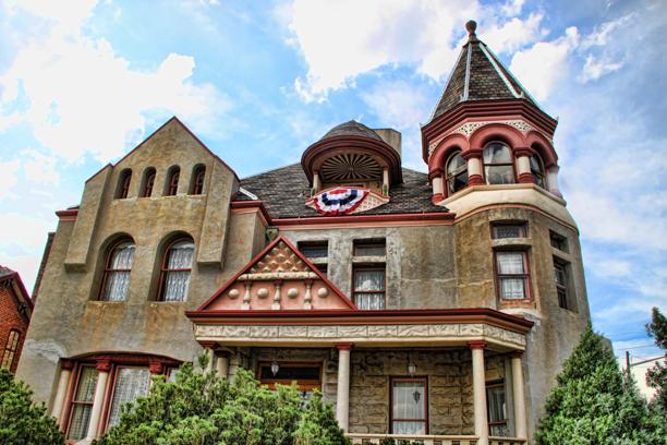 4. Nagle Warren Mansion Bed & Breakfast
