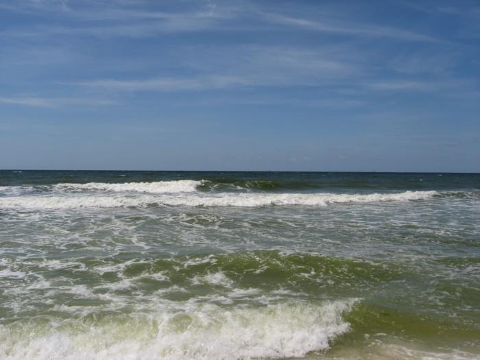 2. Alabama's Gulf Coast