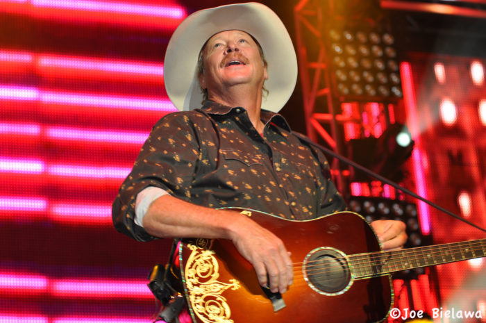 4. You're also welcome for Alan Jackson.
