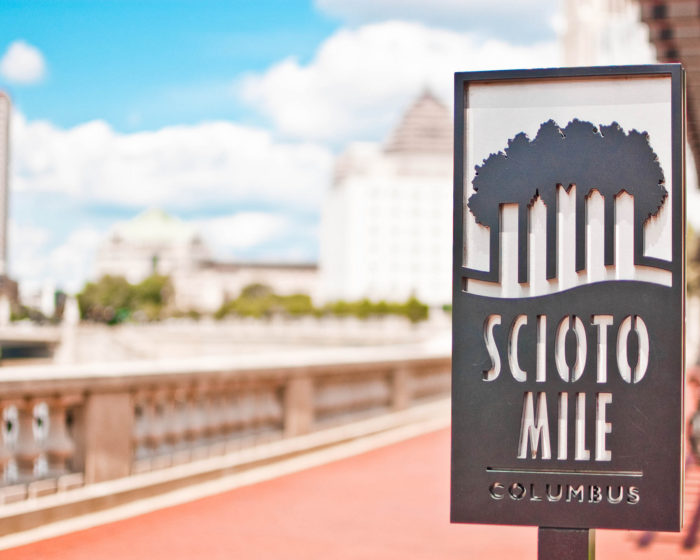 2. Walk the Scioto Mile.