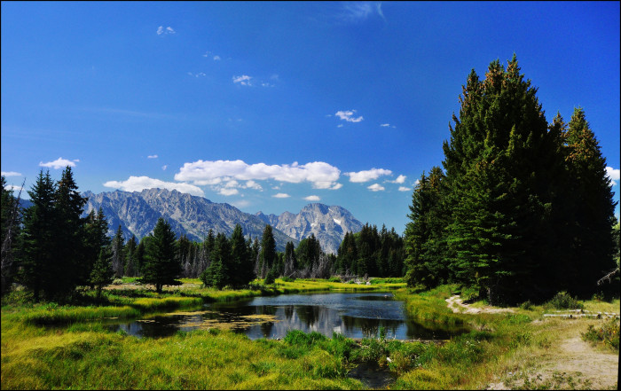 4. Cascade Canyon Trail, Wyoming