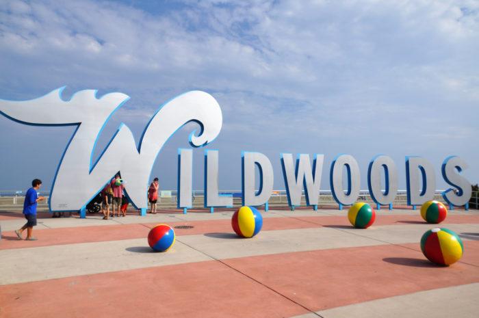 7. The Wildwoods