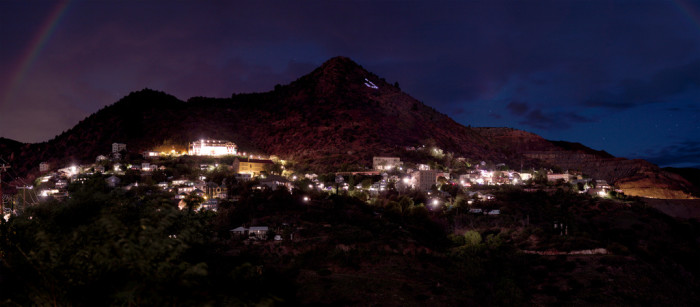14. Arizona is home to one of the most haunted towns in the country.