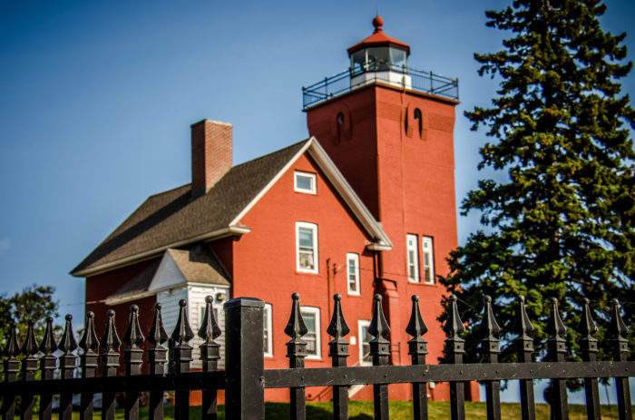 And home to the oldest operating lighthouse in MN that is also a B&B.