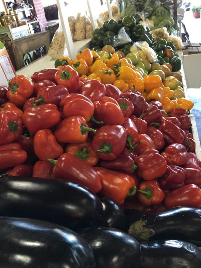8. Freshway Produce, Ridgeland
