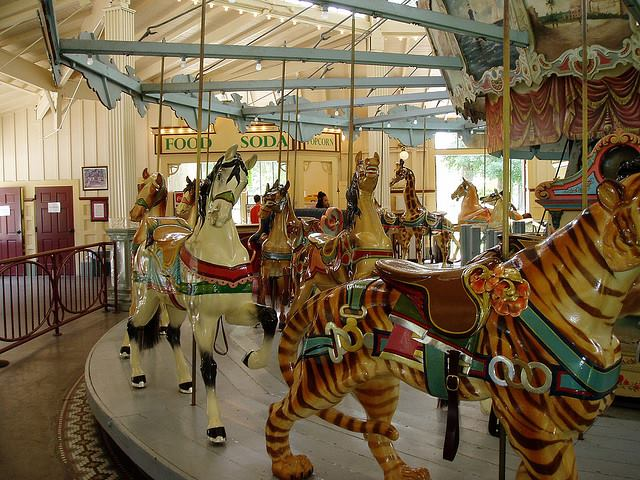8. Dentzel Carousel, Meridian