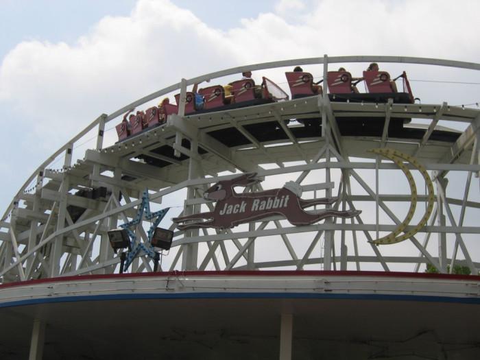 8. Ride a coaster at Kennywood.