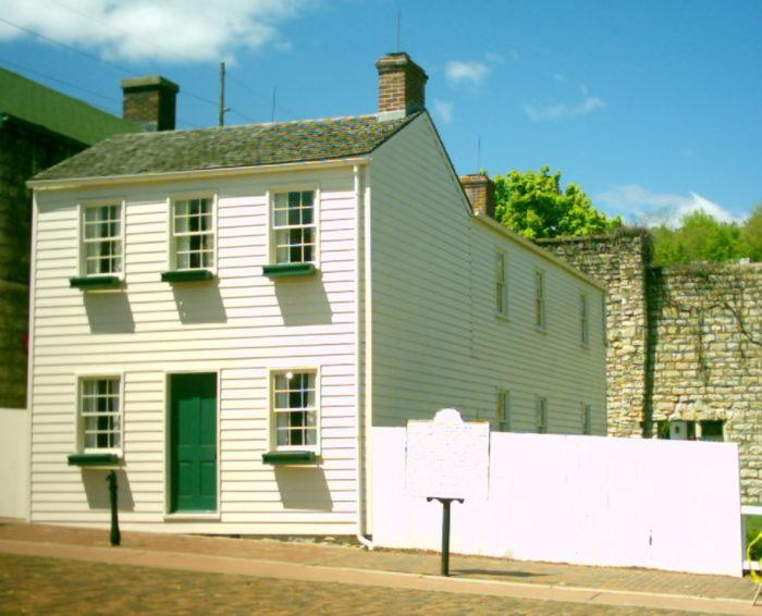 8.Mark Twain Boyhood Home, Hannibal