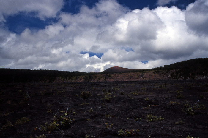 8. Mauna Loa – one of the world's larges volcanoes – was once used as a training ground for astronauts before heading to the moon.