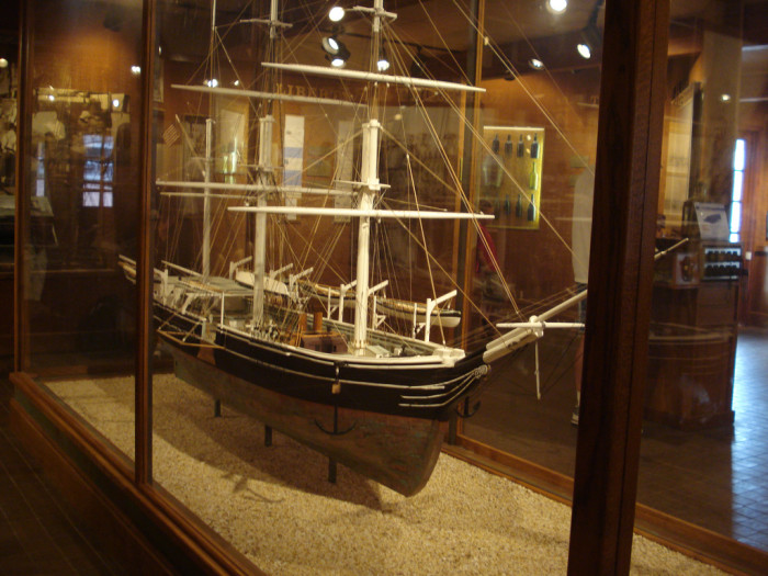 8. Whalers Village Museum