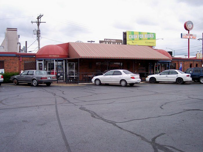 8.Coyote's Adobe Café & Bar, Springfield