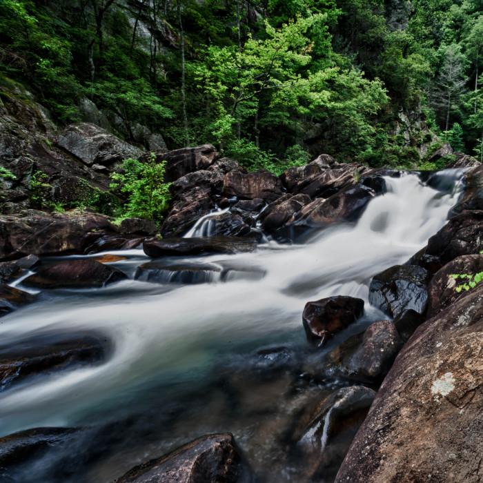 3. Tallulah Gorge—338 Jane Hurt Yarn Rd, Tallulah Falls, GA 30573