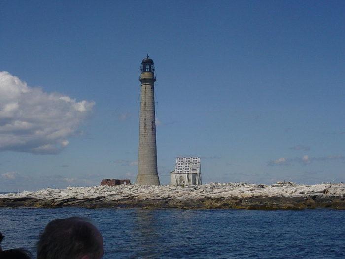 6. Boon Island Light