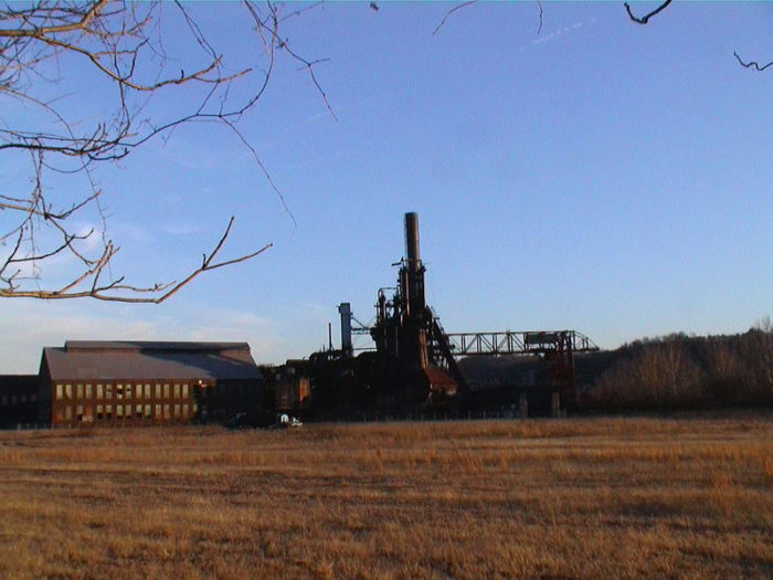 6. Carrie Furnace, Rankin (Pittsburgh area)