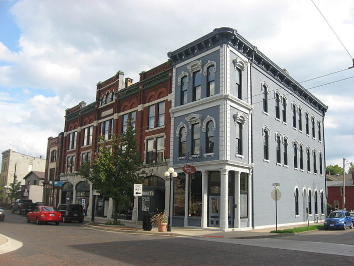 7. Oregon Historic District (Dayton)