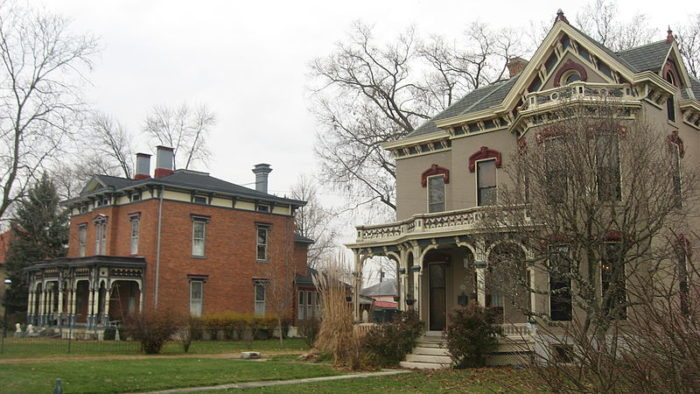10. Mackinaw Historic District (Franklin)