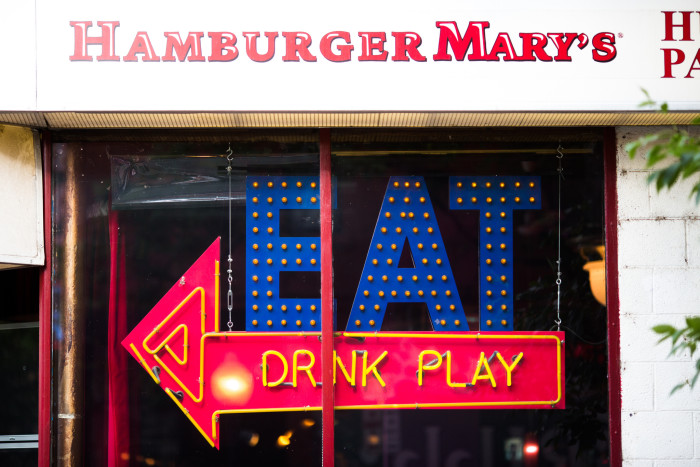 4. M Uptown [Formerly Hamburger Mary's]
