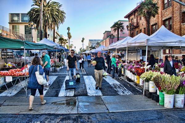 4. The Downtown Santa Monica Farmers Market