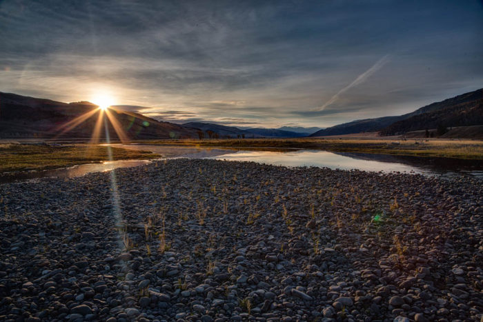 2. Lamar Valley Morning, Yellowstone National Park