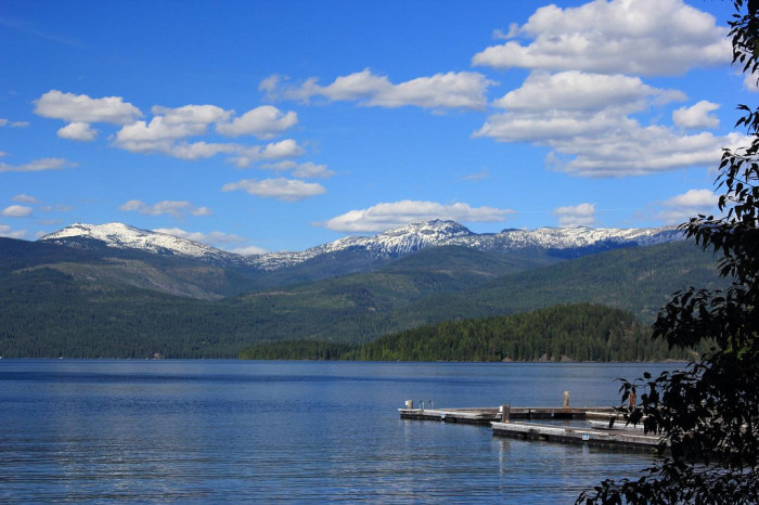 7. Priest Lake State Park, Coolin