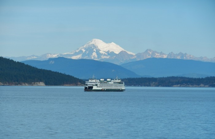 1. They serve as the gateway to the San Juan Islands.