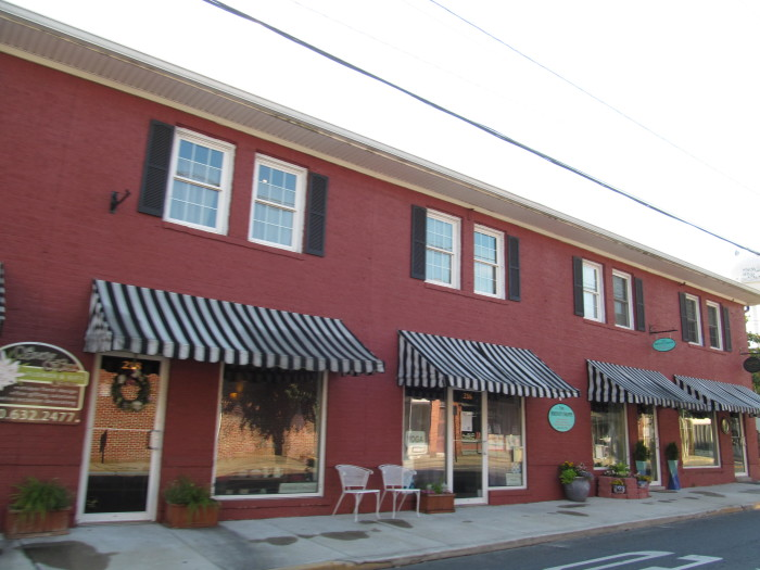 15. Snow Hill, Worcester County