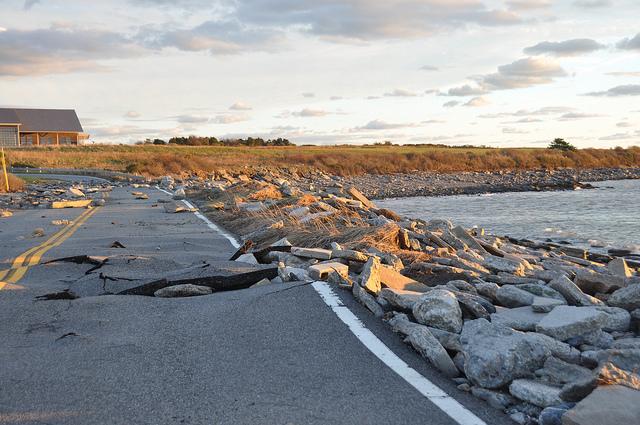7. Hurricane Sandy, 2012