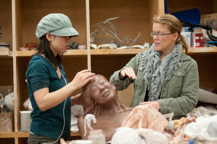 10. The Reese Teacher Fellowship helps high school teachers combine art with other subjects.