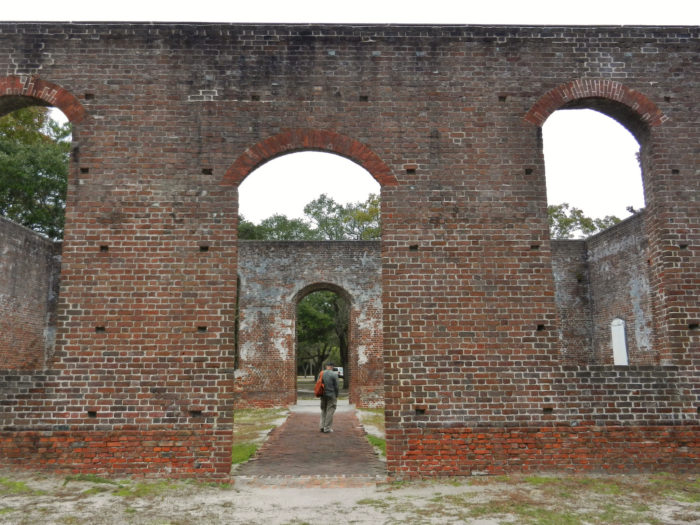 5. Brunswick Town / Ft. Anderson