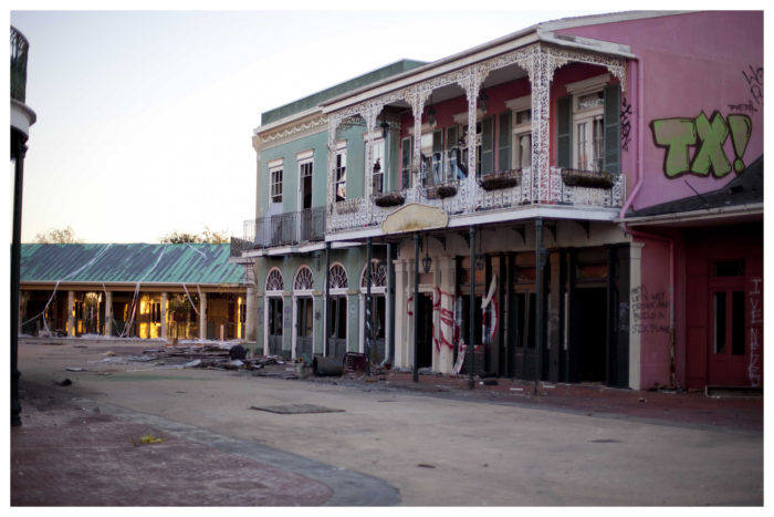 8) Six Flags New Orleans