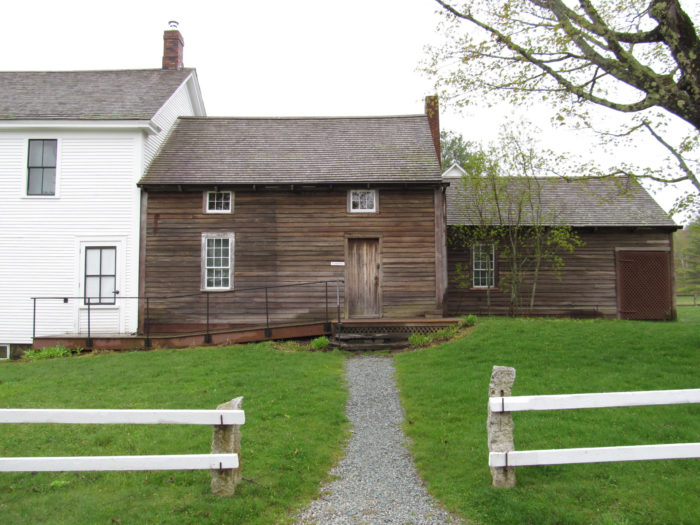 2.  Calvin Coolidge State Historic Site, Plymouth