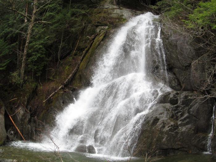 5.  Enjoy the magic of a waterfall.