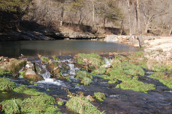 14. Roaring River State Park