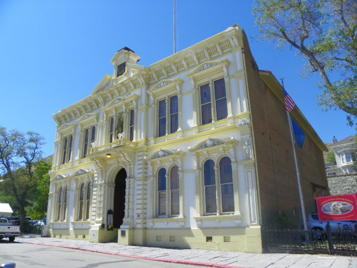 7. Storey County Courthouse