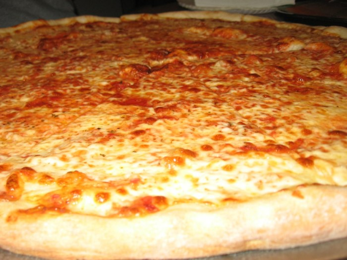 5. And the BEST pizza.