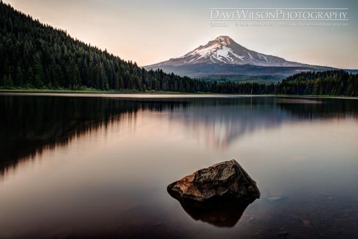 3. Trillium Lake
