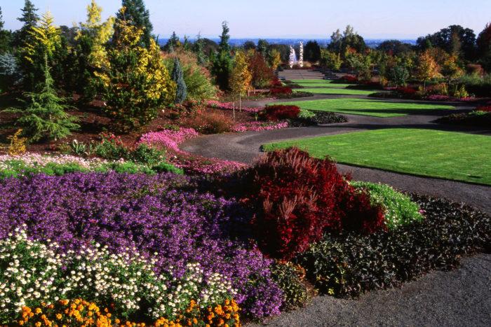 11. Oregon Garden