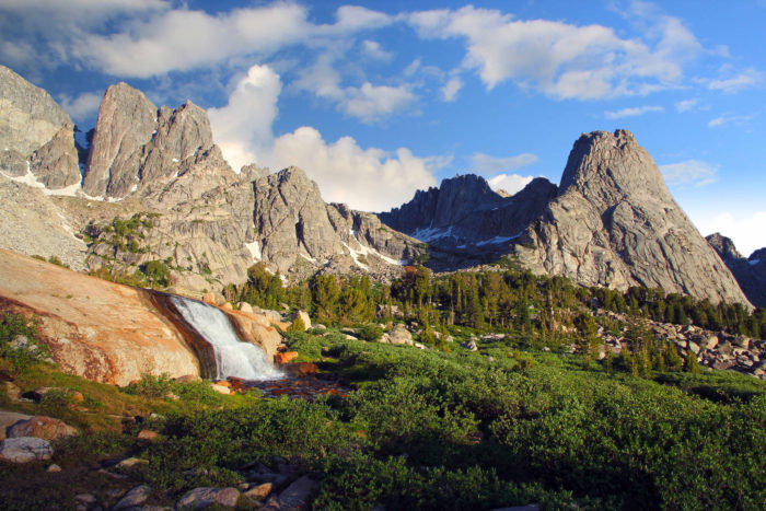 8. Cirque Of The Towers, Wind River Range