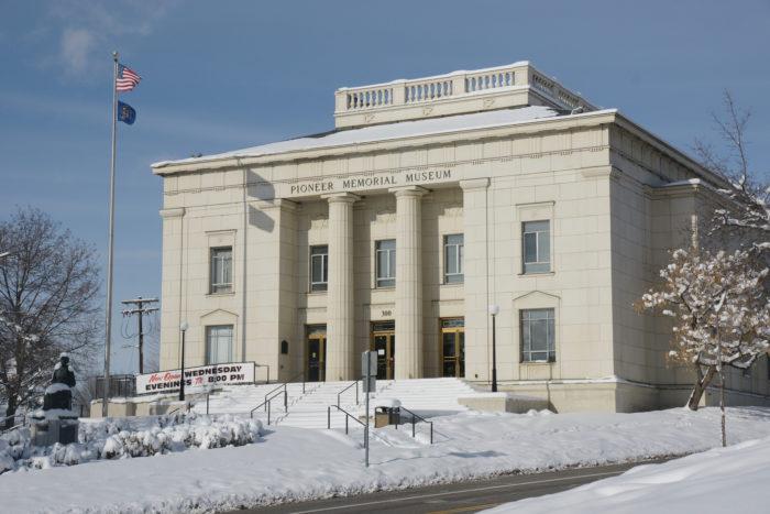 3. The Pioneer Memorial Museum, Salt Lake City
