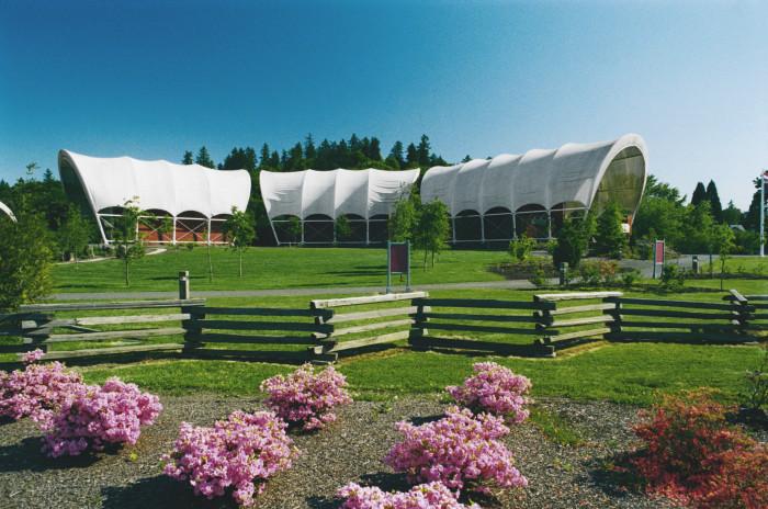 1. The End of the Oregon Trail Interpretive Center